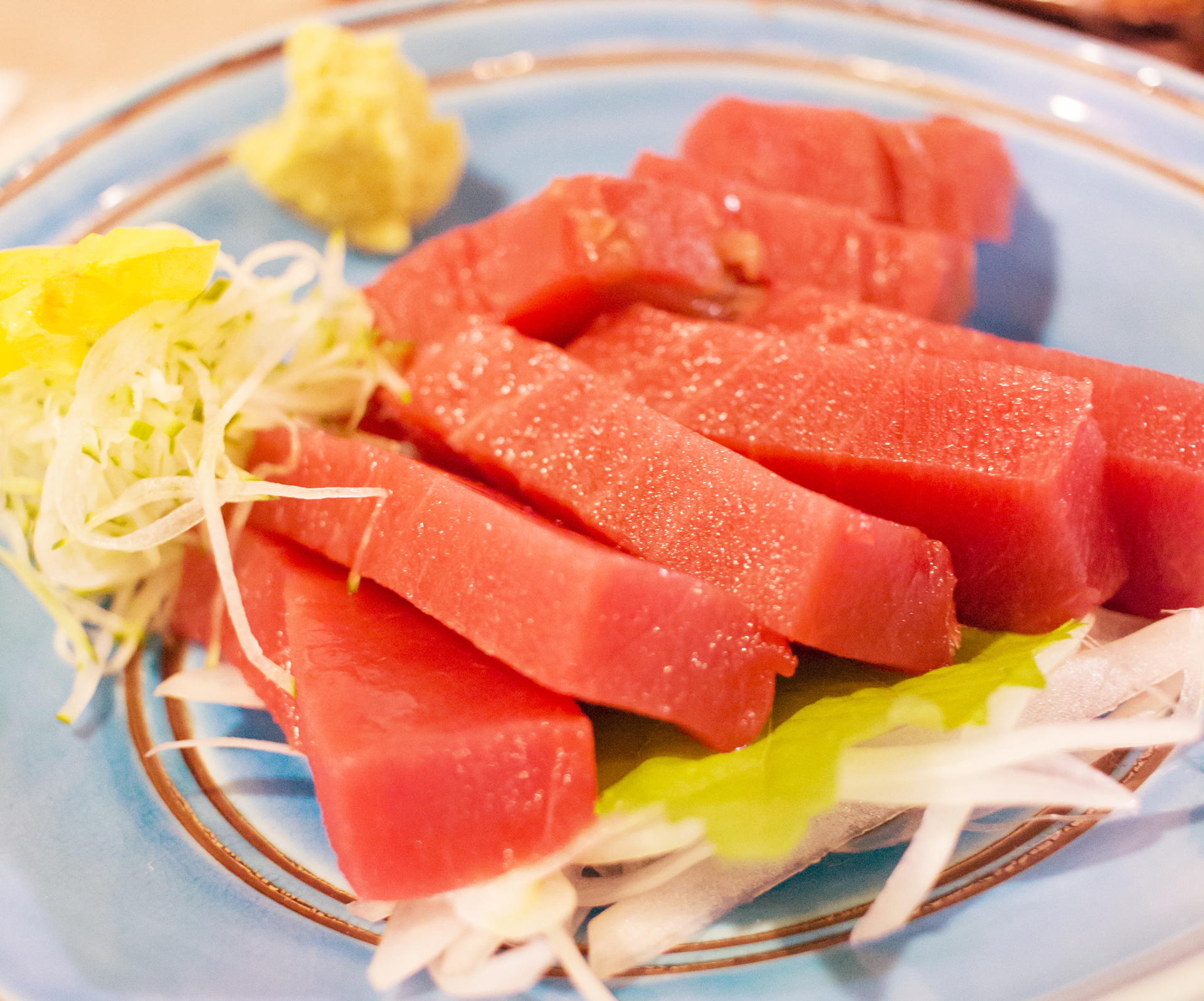 食べごたえ有り 沖縄・離島のお刺身