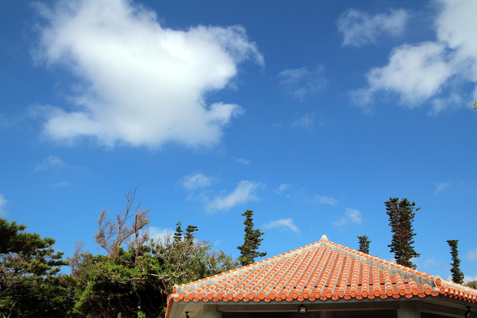 まだまだ夏 日本最南端、沖縄・波照間島
