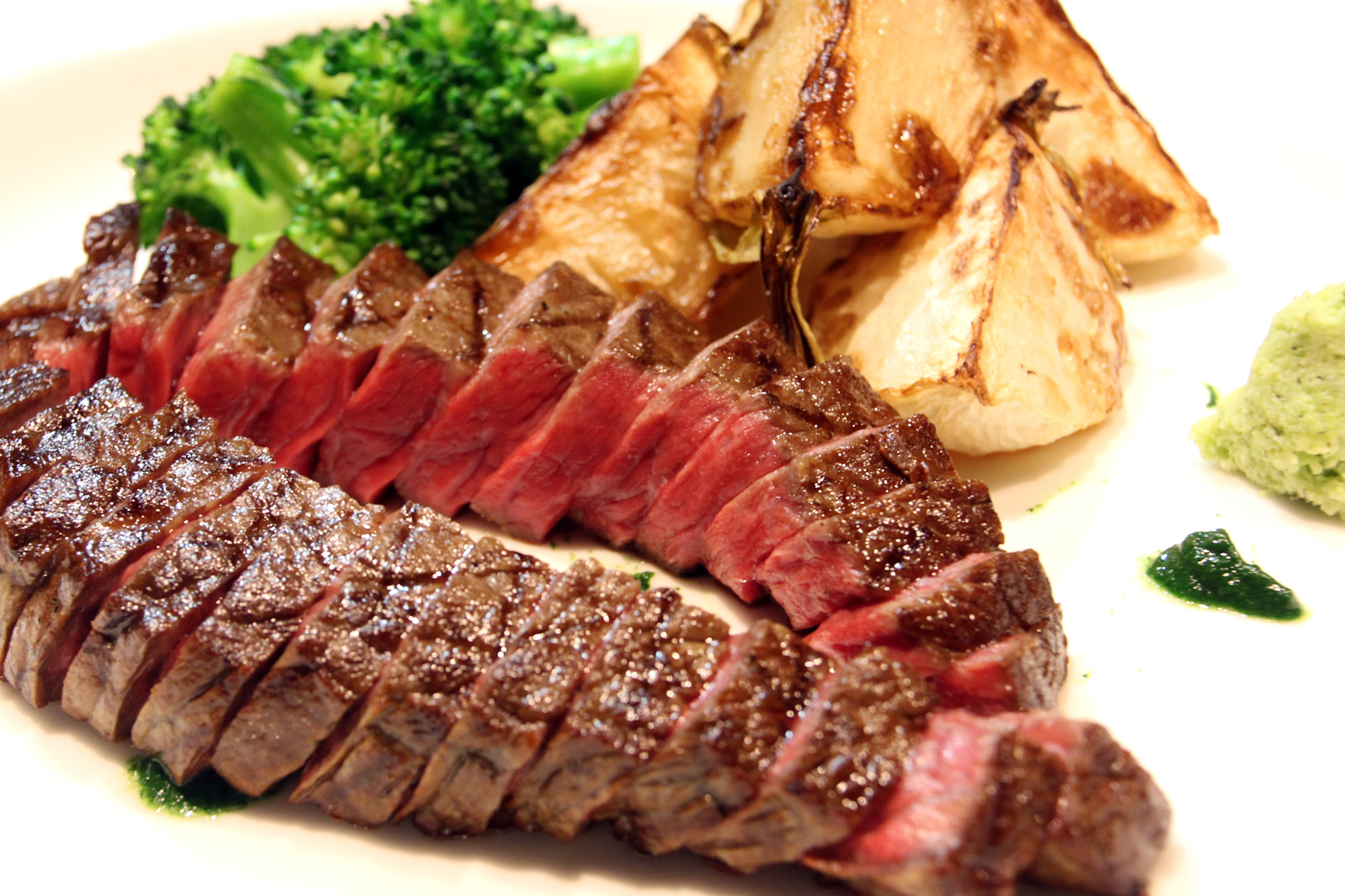 今日の牛肉
