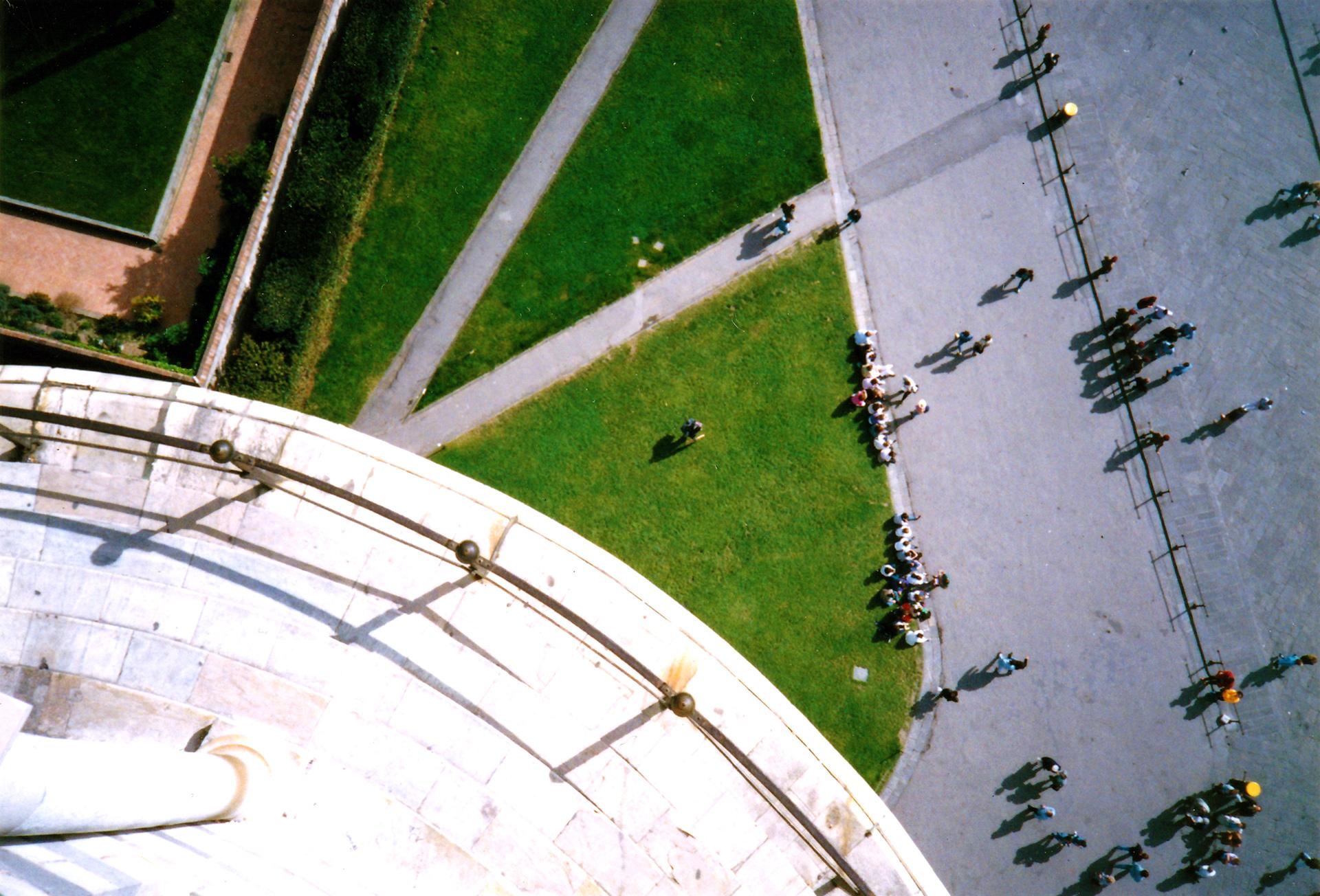 ピサの斜塔(ドゥオモ広場 ピサ トスカーナ イタリア)