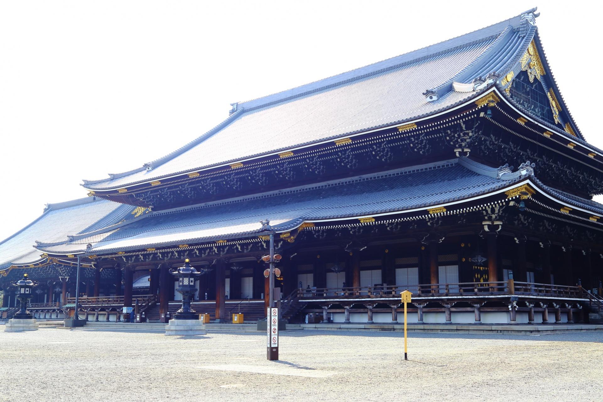 真宗本廟(京都・東本願寺)